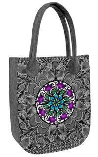 Filcová kabelka City Krokus Shoulder Bag, Ornament, City, Bags, Accessories, Handbags, Sew Bags, Decorating, Dime Bags