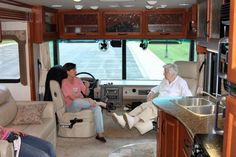 RV seat covers are good for the health of your RV! You know how the sun can damage your skin? Well it can do the same to your RV seats. The RV windshield distributes ultraviolet rays directly inside the RV. These UV rays can cause the seat fabric to break down over time. But with [Continue Reading]