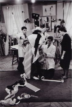 Yves Saint Laurent on Pinterest | Yves Laurent, Marc Riboud and ...