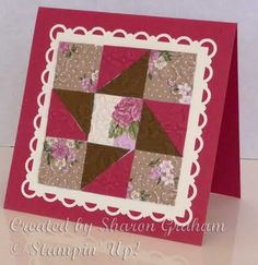 Beautiful Quilt Card