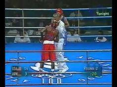 Floyd Mayweather Jr vs Artur Gevorgyan Olympics 1996