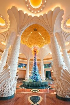 Atlantis, The Palm Hotel & Resort - Dubai #TravelDubai
