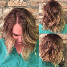 Hairstylist at Stella Luca salon c 2006 • winter park florida • appointments 407•740•7006