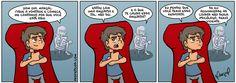 Marçal em terapia