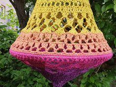 Lindevrouwsweb: Kroonluchter Norah haken Crochet Lamp, Hammock Chair, Boho Diy, Doilies, Diy Crafts, Blanket, Gypsy, Decorations, Amigurumi