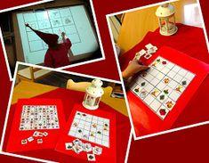 OpenIdeat: Tonttuilua ja joulunodotusta 3. luokassa Monopoly