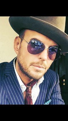 Matt Goss ❤ Matt Goss, The Boogie, Sexy Men, Pilot, Mens Sunglasses, Hat, Shoes, Men, Clothes