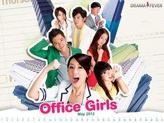 OFFICE GIRLS - TDrama