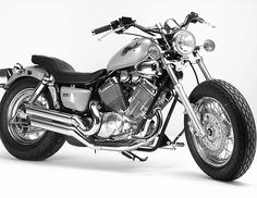 I had one of these bikes years ago - Triple Tree Kit Example shown On XV535 Virago