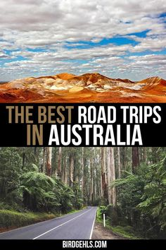 Road Trip Australia: 20 Routes For Your Next Journey To road trip is an epic adventure indeed – whether you're taking on a trip spanning thousands of kilometres and many weeks, or a smaller journey to a local sight. Here are some ideas for road Brisbane, Perth, Australia Travel Guide, Visit Australia, Australia Trip, News Australia, Melbourne Australia, Travel Photography Inspiration, Travel Inspiration