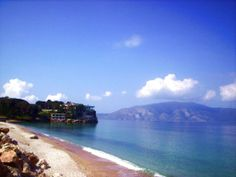 Lucky to have been born here. Vlore, Albania