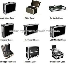 Material: Fireproof Plywood Accessories: Hardware/Alumunium/Foam Dimensions: Depend on Customer Usage: Transportation/Storage/Audio Show/Exhibition Color: Black/Cumtomized Covering: Fabricated Feature: Heavy duty Dual Fire-proof Wate Wooden Tool Boxes, Wooden Case, Drum Cases, Portable Stage, Trunk Furniture, Equipment Cases, Road Cases, Guitar Cabinet, Dj Sound