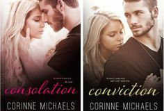 Consolation/Conviction by Corinne Michaels ~ 5 Stars