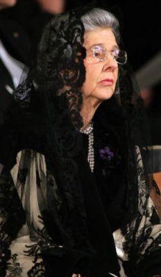 Queen Fabiola, January 15, 2005 | Royal Hats