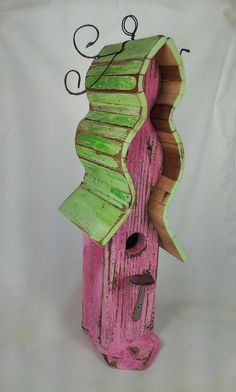Hey, I found this really awesome Etsy listing at https://www.etsy.com/listing/167228332/dr-suess-birdhouse-16-x-35-with
