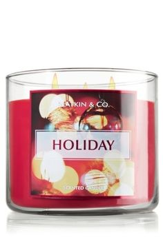 Holiday is Made for Sparkle & Glow! From Bath & Body Works!