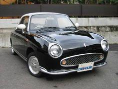 Nissan Figaroは相棒の主人公がのってるんだって。                                                                                                                                                                                 もっと見る