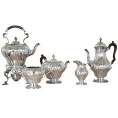 1stdibs.com | Sterling Silver Tea Service