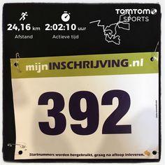Ultimate Sukerbiet Trailrun in Dalmsholte. 25 km in 2:03:21.