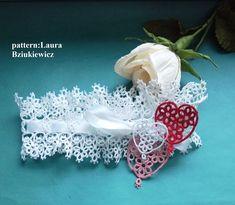 https://www.etsy.com/listing/591272299/pattern-for-a-garter-blanca-with-a-heart?ref=listing-shop-header-0 garter, tatting, frywolitka, podwiązka, wzór, pattern