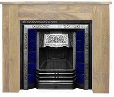 UKAA buy and sell Carron Fires and Camden Highlight Polish Cast Iron Fire Insert And Acacia New England Surround online and for sale in our architectural salvage and reclamation yard in cannock wood staffordshire. Cast Iron Fireplace Insert, Fireplace Inserts, Fire Inserts, Home Fireplace, Fireplaces, Cast Iron Bath, Fire Basket, Cottage Door, Cast Iron Radiators