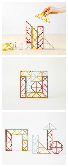 Frame Blocks - Steel building blocks