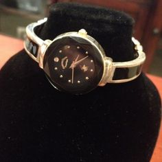 Black & Gold Watch Worn   Good Condition   Gold & Black   Lobster Clasp   Stainless Steel Back   Battery Does Not Work   🚫Trades   Feel Free To Ask Questions 🙋  More 📷 Upon Request   Check Daily Deals For Price Reduction ❤  Beverly Hills Polo Club Accessories Watches