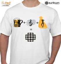 HeartBeats by Rajeev, The Official Sunburn T-Shirt Contest 1453 Likes Mens Tops, T Shirt, Presents, Platform, Logo, Awesome, Style, Fashion, Supreme T Shirt