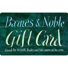 Hey bookworms! Check out this deal on eBay! Score a $100.00 Barnes & Noble Gift Card for only $88.00!Use it in-store or online! If you love books, grab this deal now! Gift cards are a great way to save! Comes with free shipping! Don't miss out! Check out all our eBay Deals!