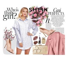 """""""Shein contest"""" by nedma-aganovic ❤ liked on Polyvore featuring Whiteley, Rimen & Co., Victoria's Secret and Wyld Home"""