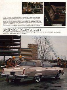 1983 Oldsmobile 98 Regency Holiday Coupe