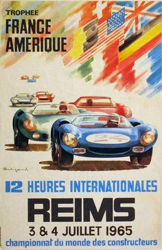 Vintage Programs Made Racing Look A Lot Friendlier - Petrolicious