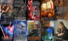 Jennifer Ashley Shifters unbound Series