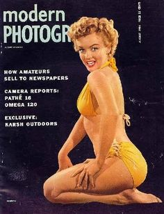 marilyne monroe on the cover of magazines around the world - marilyn monroe