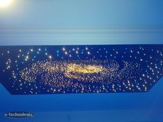 Oświetlenie basenowe sufitowe I E-Technologia
