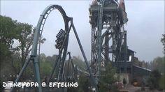 DisneyOpa @ Efteling - Baron 1898 Testfahrt