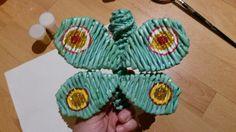 Motýľ namaľovaný