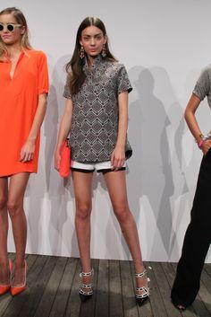 J.Crew RTW Spring 2014 - Slideshow - Runway, Fashion Week, Reviews and Slideshows - WWD.com