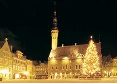 PRETTY. Tallinn, Old Towns