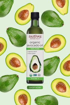 Whole Food Recipes, Cooking Recipes, Healthy Recipes, Organic Avocado Oil, Vegan Ideas, Beverages, Drinks, Whole Foods Market, Aesthetic Food