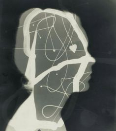 Head and String by Gyorgy Kepes