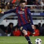 Lionel Messi a fait craquer le Bayern Munich en trois minutes Mercredi en demi-finale aller de Ligue des champions d'Europe, le temps d'inscrire les deux premiers buts de Barcelone (3-0). Manuel Neuer a pourtant fait son maximum pour retarder l'échéance… Les Buts : '77 min : Lionel Messi (Barcelone). '80 min : Lionel Messi(Barcelone). '90 [...]