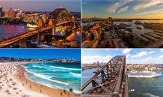 Stunning Tiny Sydney time-lapse video shows attractions – in MINIATURE #DailyMail