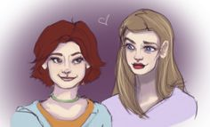 Twillow/Willara - Willow and Tara