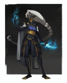 ArtStation - The Battlemage, Esther Smisdom