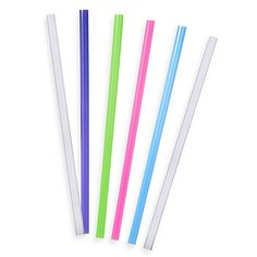 6-pack of drinking straws.Bed, Bath & Beyond (200 North Service Road West, Oakville, ON L6M 2Y1)
