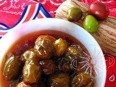 Cocina Costarricense: miel de jocotes