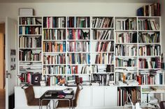Peter Raue's house in Charlottenburg, Berlin / photo by Ailine Liefeld