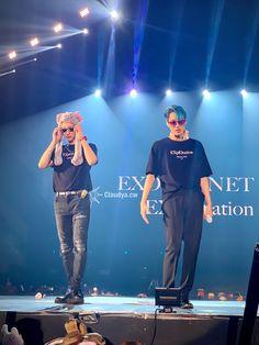 Exo Concert, Xiu Min, Kpop Exo, The Orator, Chanbaek, Park Chanyeol, Kyungsoo, Man Crush, Chen