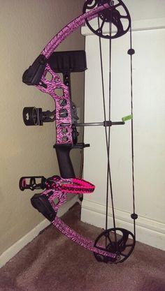 My new mathews missions craze bow, almost looks my mine, mine is purple
